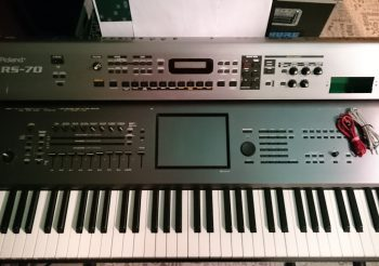 Roland RS-70 finally turned into just a sound module